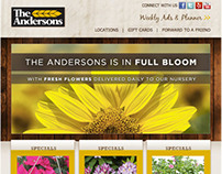 The Andersons Store Email Marketing Selected Works