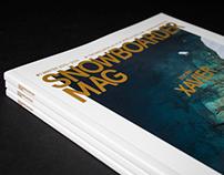 Snowboarder Magazine #1