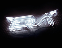 ERA Artists 3D Neon Sign
