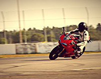 Superbike Track Day Video