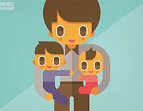 KiKaGiGa Family 2014
