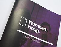 Wernham Hogg Brand Guidelines