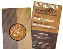 Harvest Bible Chapel 2013-2014 Year Theme