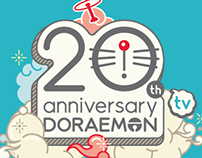 Doraemon 20th Anniversary