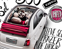 Fiat 500 Cabrio - Visual ID - Proposal