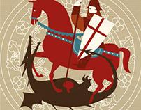 Sant Jordi (Saint George)