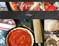 My Own yummy Italian Pizza