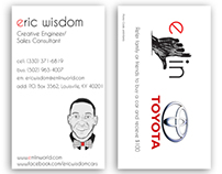 Emlin Business Card