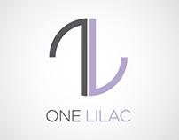 One Lilac Apparel Branding