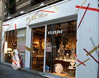 Showcase Fleux Concept Store