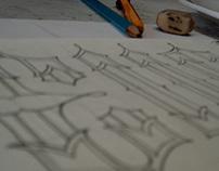 EVA / Tattoo Design