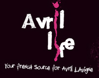 Avril Life splash