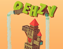 Qehzy - Low Poly Order