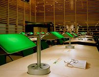 Mobilier de lecture de la Grande Bibliothèque