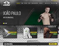 Brazbull / Website - propostas
