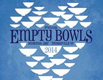 Empty Bowls 2014