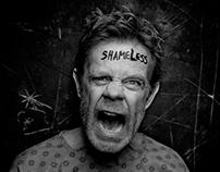 """Print Advertisement for Showtime's """"Shameless"""""""