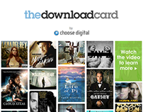 The Download Card Email & Video