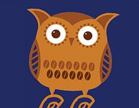 Owl coffee