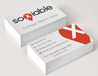 Soxiable Business Cards