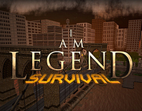 I AM LEGEND: SURVIVAL (Online Massive Multiplayer Game)