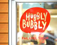 Hubbly Bubbly Branding
