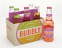 Bubbly Fruit Drink