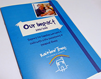 Rainbow Trust Children's Charity Impact Report 2012/13