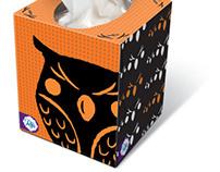 Puff's Halloween Tissues 2012