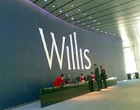 Willis Group (Data Visualization)