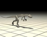 Raptor Run Cycle
