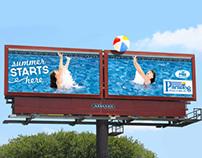 Paradise Pools-Summer Starts Here