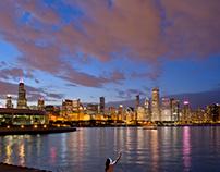 Stock Photography: Chicago Scenics