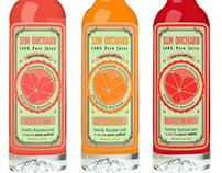 Sun Orchard Orange Juice