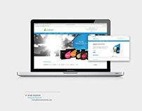 Platinum Naturals - Web Design