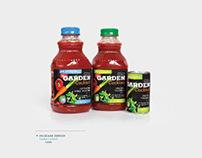 Garden Cocktail - Package Design