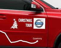 Volvo Christmas tour