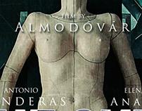 La piel que habito / The Skin I Live In Movie Poster
