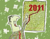 Calendário 2011 - Unione