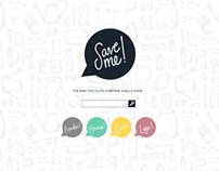 SAVE ME! website