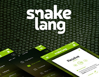 SnakeLang — language without tension