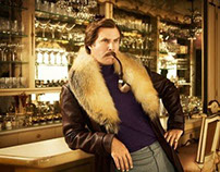 At Home with Ron Burgundy