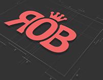 ROB / Personal Identity / Branding