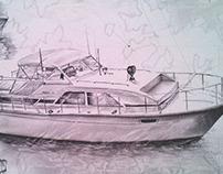 Frosty-O Boat