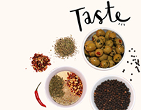 Brand Guidelines: Taste