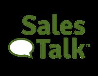 SalesTalk logo creation