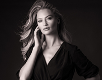 Monochrome Beauty-Meaghan Lee