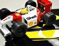 Formula 1 Toy Car