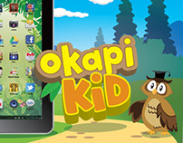 Okapia Okapi Kid tablet