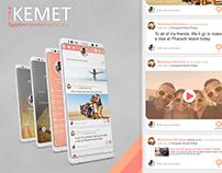 Tourism social app